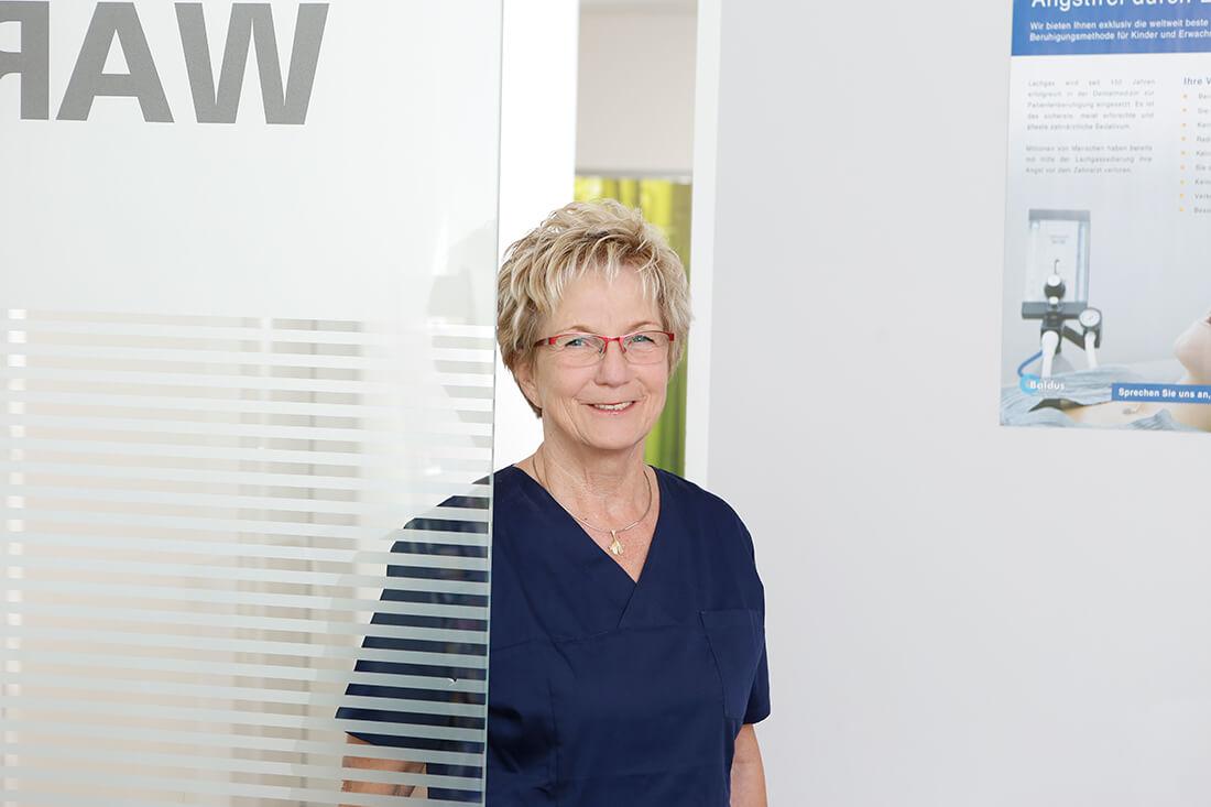 Zahnärzte Flda - Schneider / Löffler - Team - Sigrid Rützel